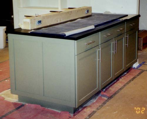 Wonderful Painted Shaker Cabinets Full Overlay 500 x 403 · 20 kB · jpeg